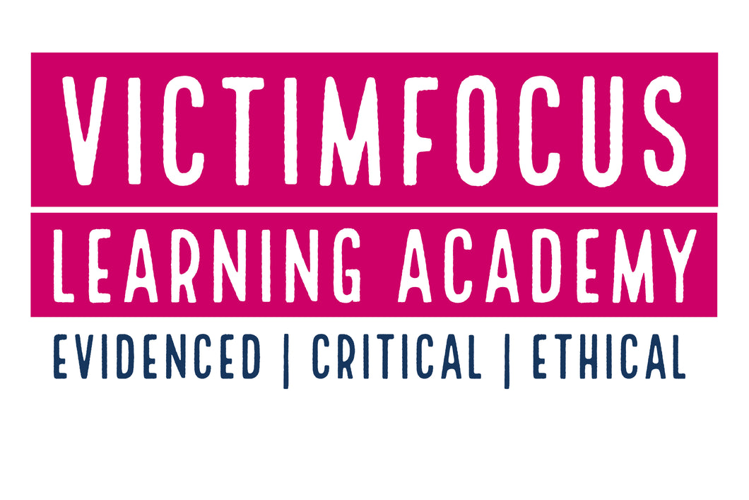 VictimFocus Academy Online Course - Supporting Women Subjected to Abuse or Violence who Become Pregnant or Have Children
