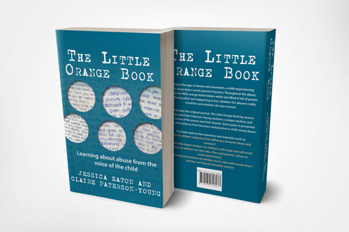 The Little Orange Book By Jessica Eaton & Claire Paterson-Young