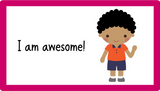 Flashcards for Children: Anti-Victim Blaming and Strengths-Based Messages PREORDER March 2021