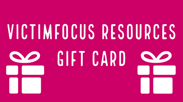 VictimFocus Resources Gift Card
