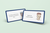 Rape Myth Debate Flashcards and Resource PRE ORDER NOW