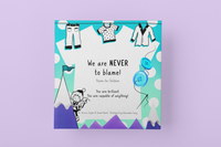 We are NEVER to blame! Poems for Children