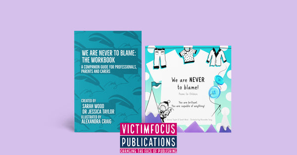 We are NEVER to blame! Poetry and Workbook Bundle