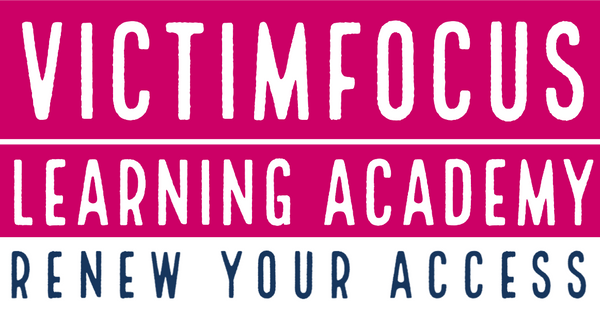 Renew Your Access:  VictimFocus Academy Online Course - The Hyper-sexualisation of Children
