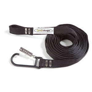 Universal Locking Stainless Steel Cable/Strap - 24 Feet Long