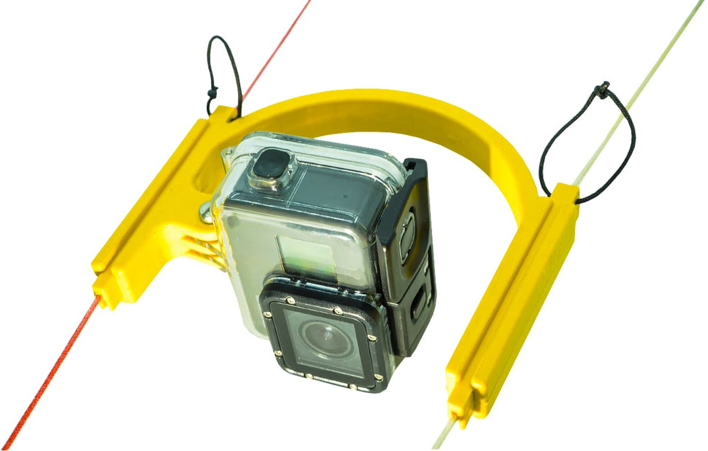 Why the V2.0 Xtreme Kite Line Mount is the world's best Mount for kiteboarding.