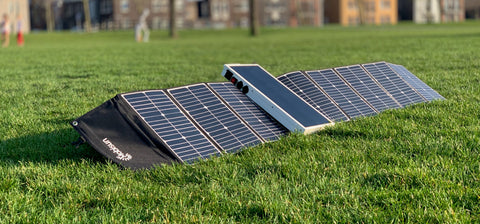 Solar Charger Xtreme Xccessories