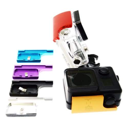 Aluminium Replacement Latch for GoPro Hero 4 / 3+ - Default