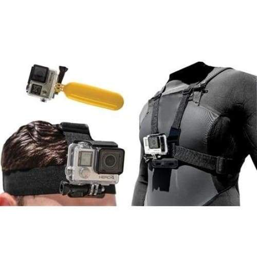 Combo Xtreme for all GoPro Cameras - Default