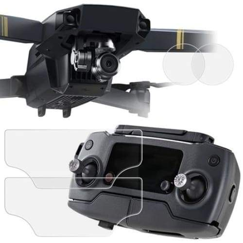 Screen and Lens Protectors for DJI Mavic Pro - Default