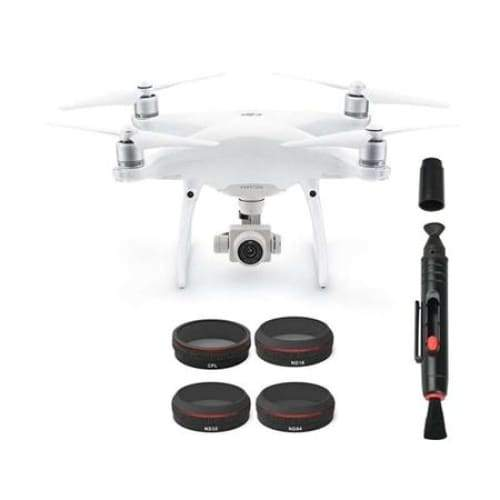 Phantom 4 Pro Pack Filters (ND16 ND32 ND64 CPL) (P4P) - Default