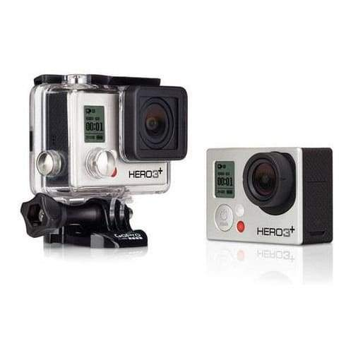 Used GoPro Hero 3 Silver - Default