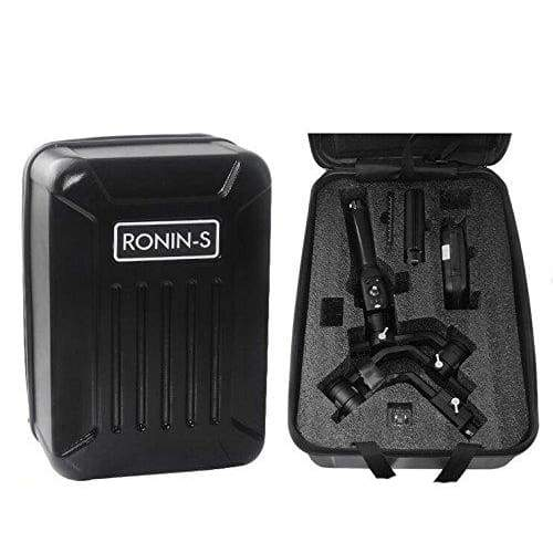 Sale: DJI Ronin-S Storage Shoulder Box Hardshell Carrying Backpack Bag - Default