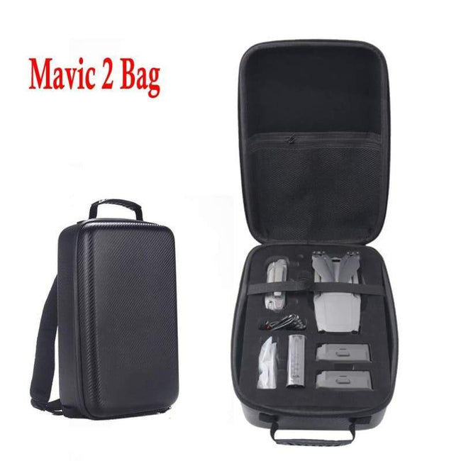 Mavic 2 Pro Shoulder Bag Xtreme Water Resistant Backpack Hardshell Shoulder Bag for DJI Mavic 2 Pro / Mavic 2 Zoom Drone Accessories -