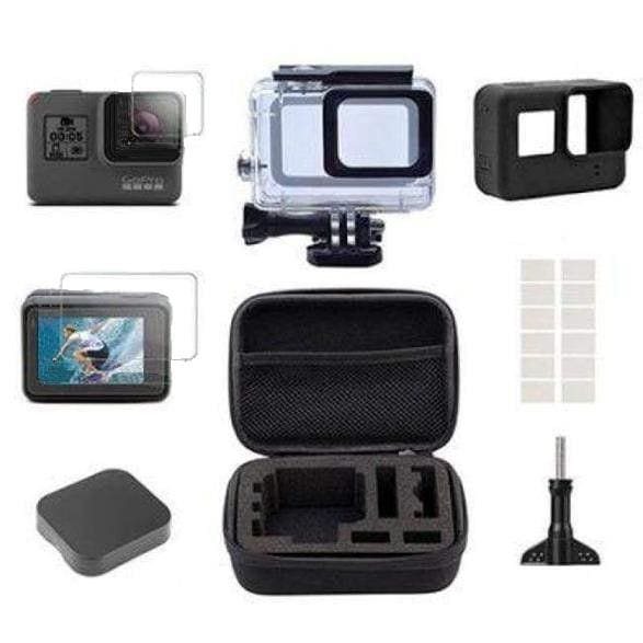 Sale: Action Camera Accessory Kit for GoPro Hero 7/6/5 Bundle - Default