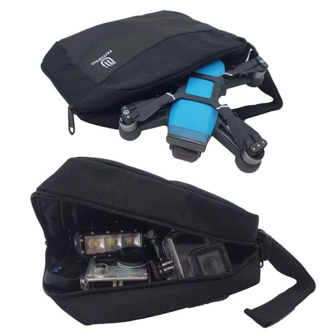 Universal Faith Pro Carry Bag for SPARK and Action Camera - Default