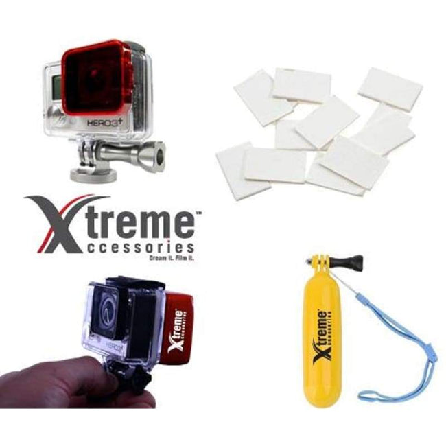H20 Combo Deal for GoPro Hero 4 / 3+ / 3 - Default