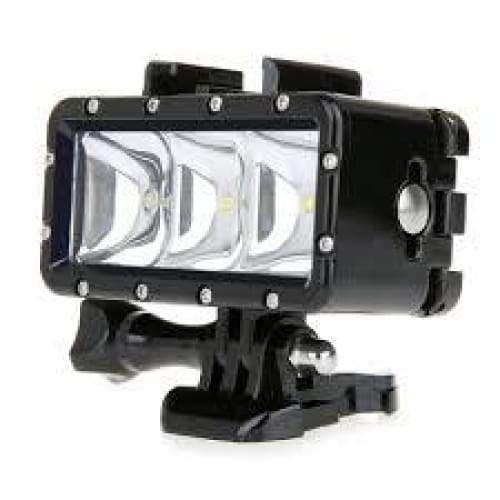 Waterproof Light System (30m) For GoPro - Default
