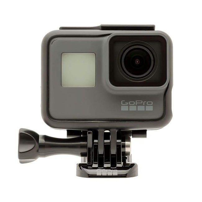 Store Demo - GoPro HERO5 Black Waterproof Digital Action Camera for Travel with Touch Screen 4K HD Video 12MP Photos - GoPro Camera
