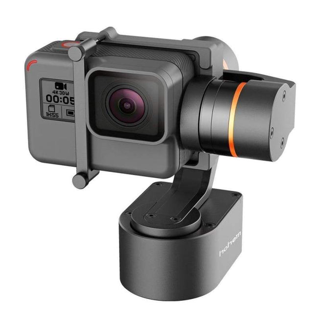 Hohem 3-Axis Wearable Action Cam Gimbal for GoPro 8/7/6/5/4/3+/3/2 - Default