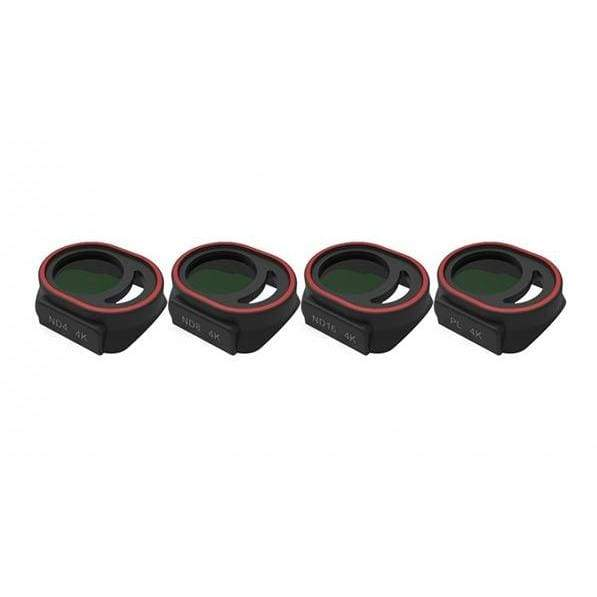 Freewell DJI Spark 4 Pack Filters - ND 16 / 32 / 64 / PL - Default