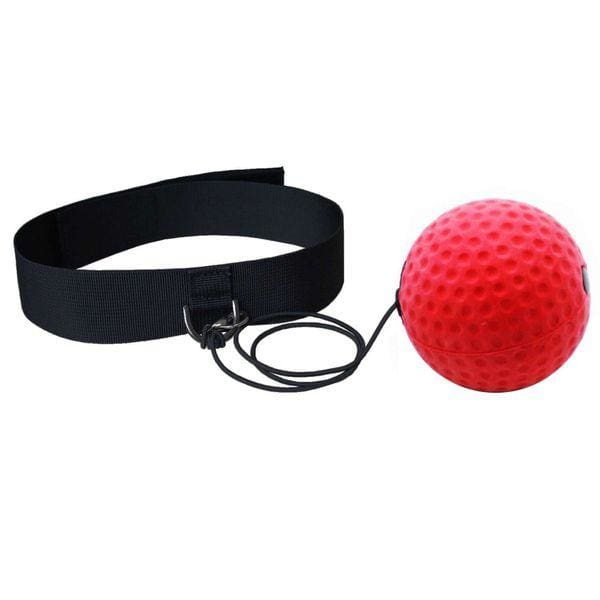 Reflex Boxing Ball - Fitness and Agility Trainer - Accessories
