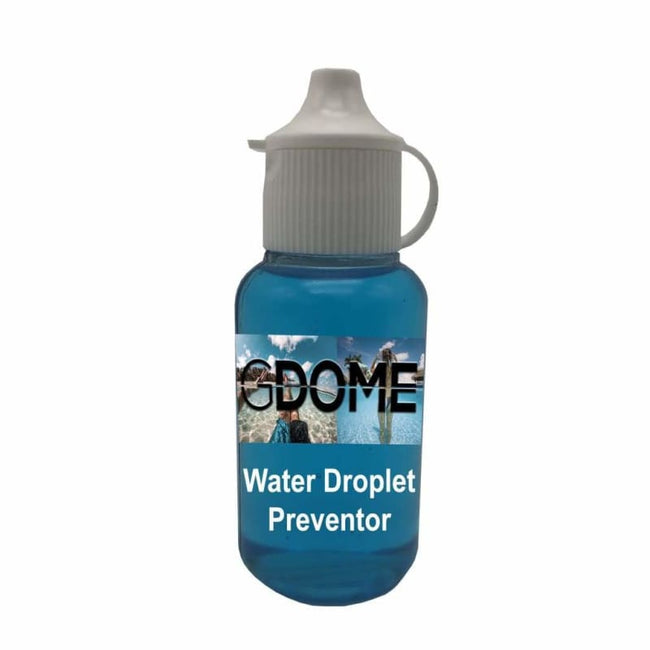 Water Droplet Preventor for GDome - GDOME