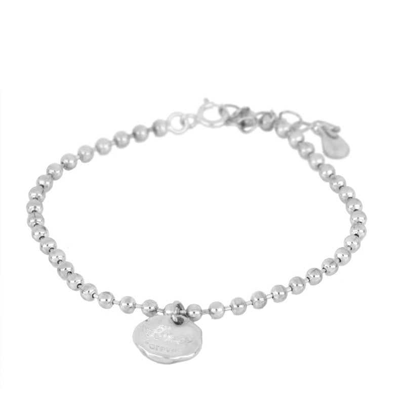 PULSERA ASHLEY SILVER