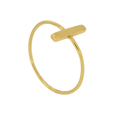 ANILLO CHAIRM GOLD