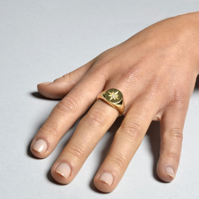 ANILLO ISOLDA GOLD
