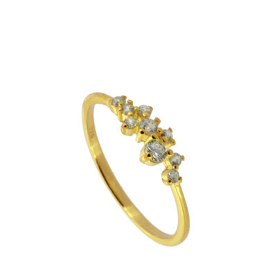 ANILLO CARREI GOLD