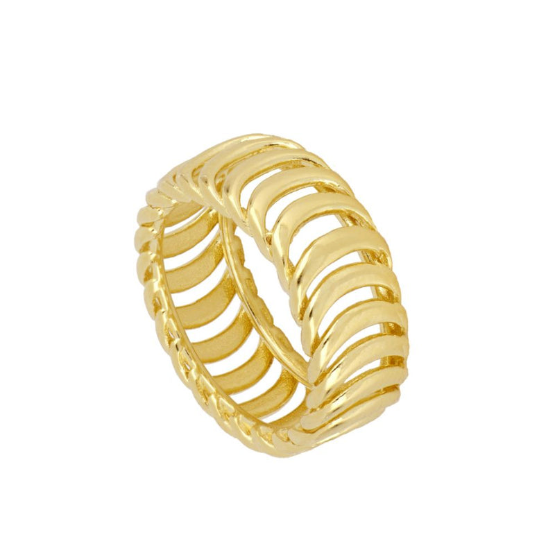 ANILLO SAN PETERSBURGO GOLD