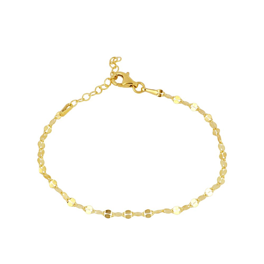 PULSERA BLOCK GOLD