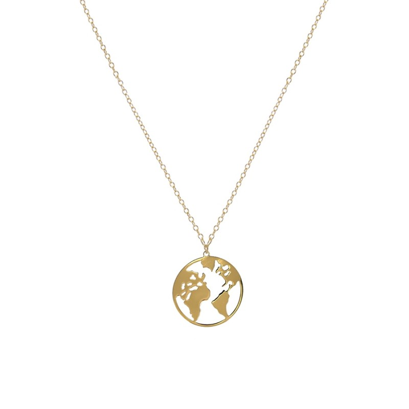 COLLAR WORLD MEDIUM GOLD