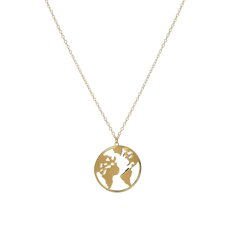 COLLAR WORLD GOLD