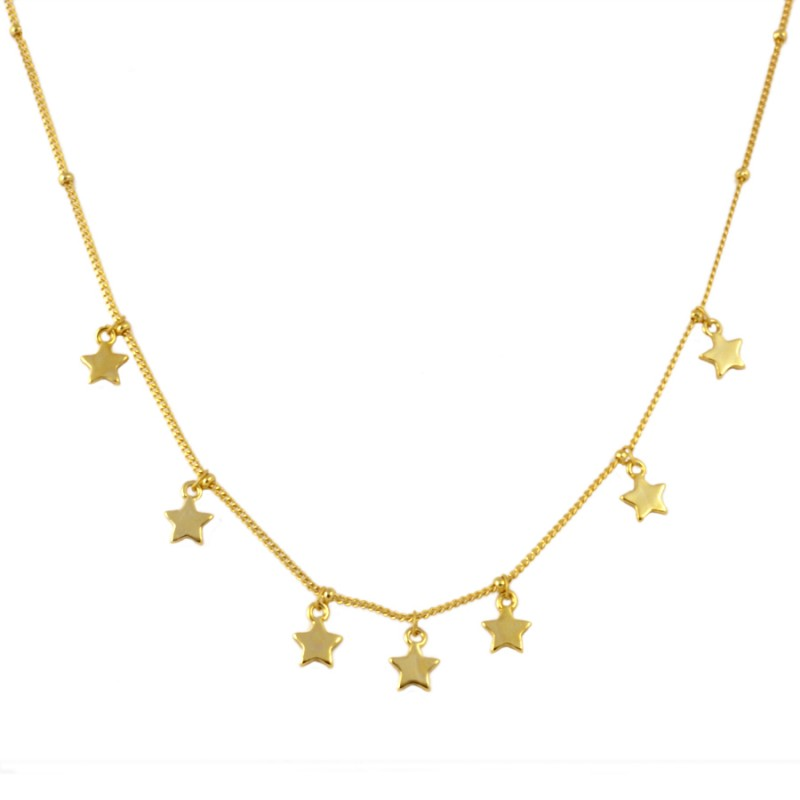 COLLAR CONSTELLATION GOLD