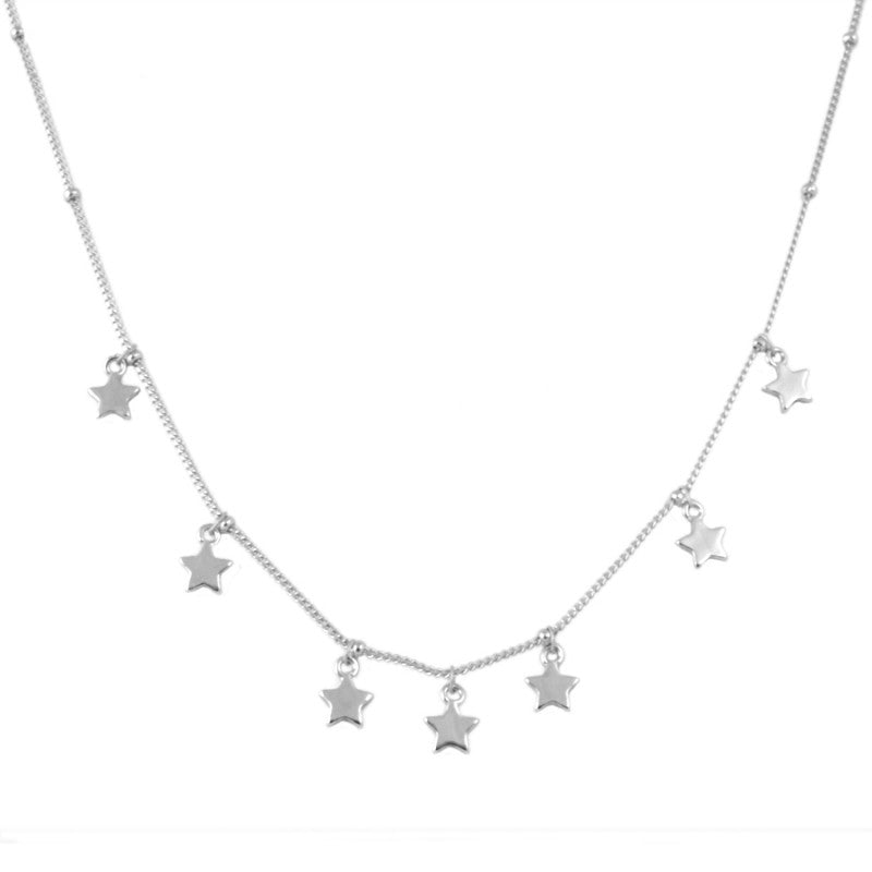 COLLAR CONSTELLATION SILVER