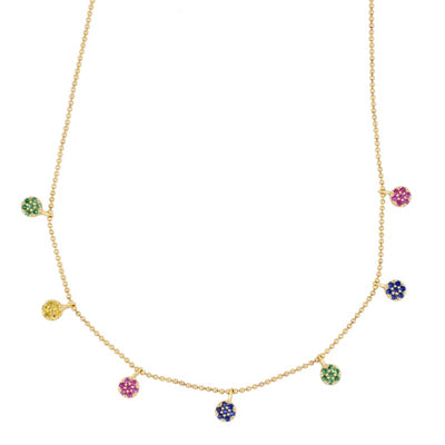 COLLAR MARIBELIA GOLD
