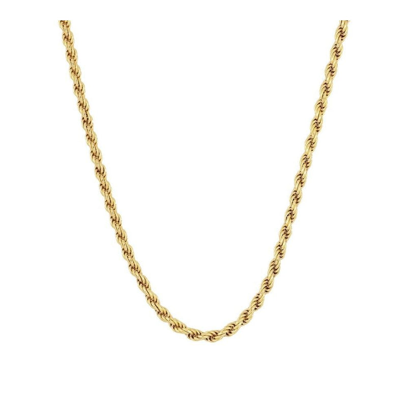 COLLAR SALOMON GOLD