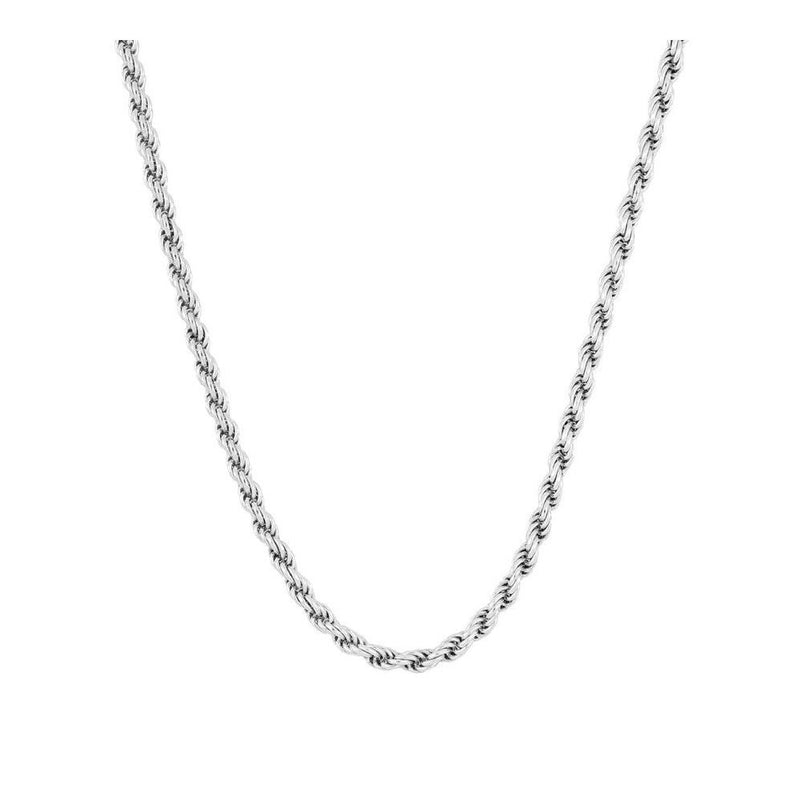 COLLAR SALOMON SILVER