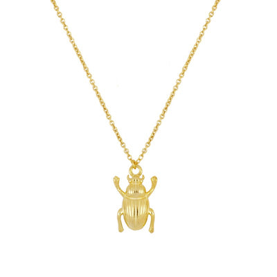COLLAR BEETLE GOLD