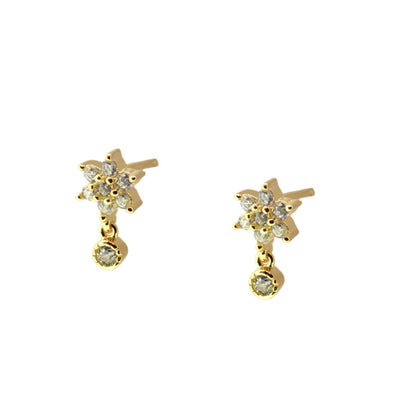 PENDIENTES VIRGINIA GOLD