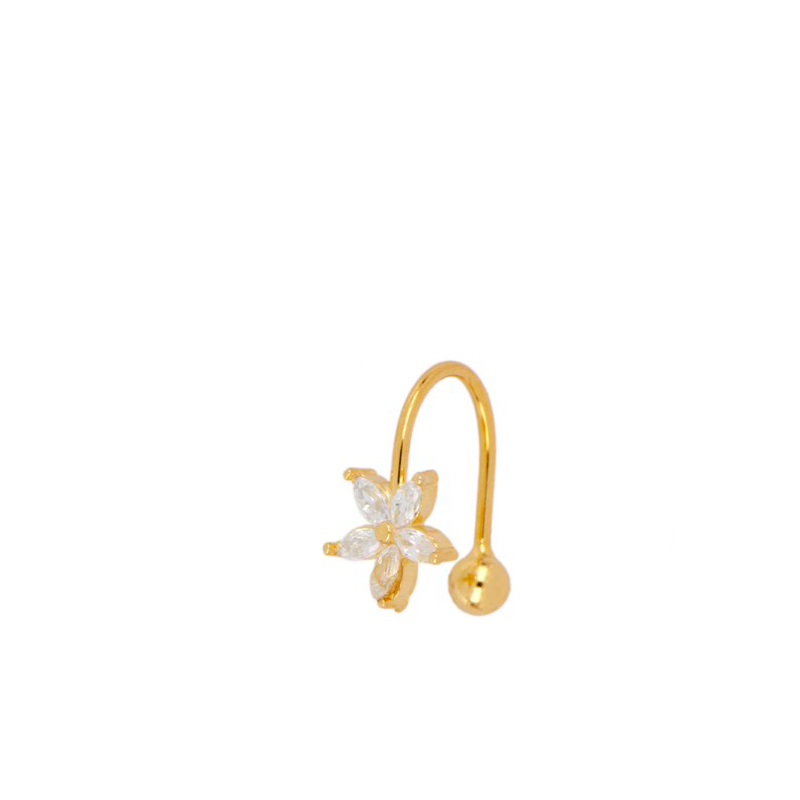 FROHER EAR CUFF GOLD