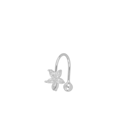 FROHER EAR CUFF SILVER