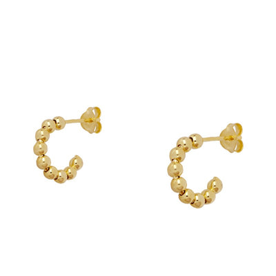 PENDIENTES ESPHERA MEDIUM GOLD