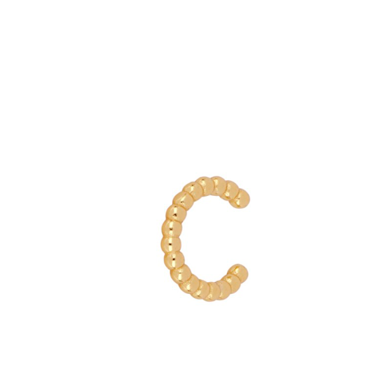 EAR CUFF AQUITA GOLD