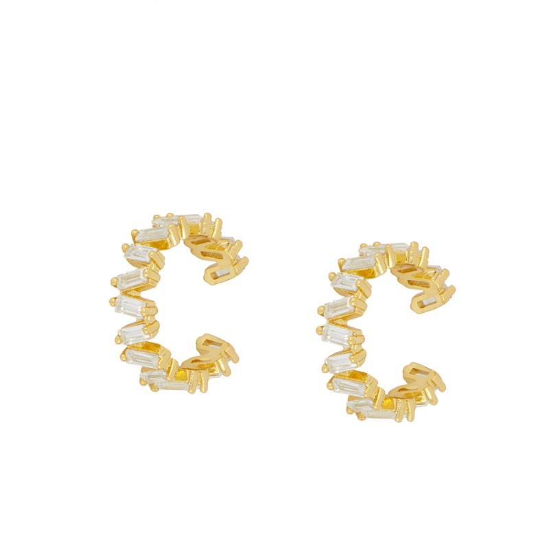 EAR CUFF ALMA GOLD