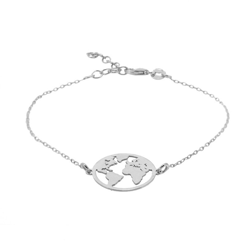 PULSERA TRAVEL SILVER