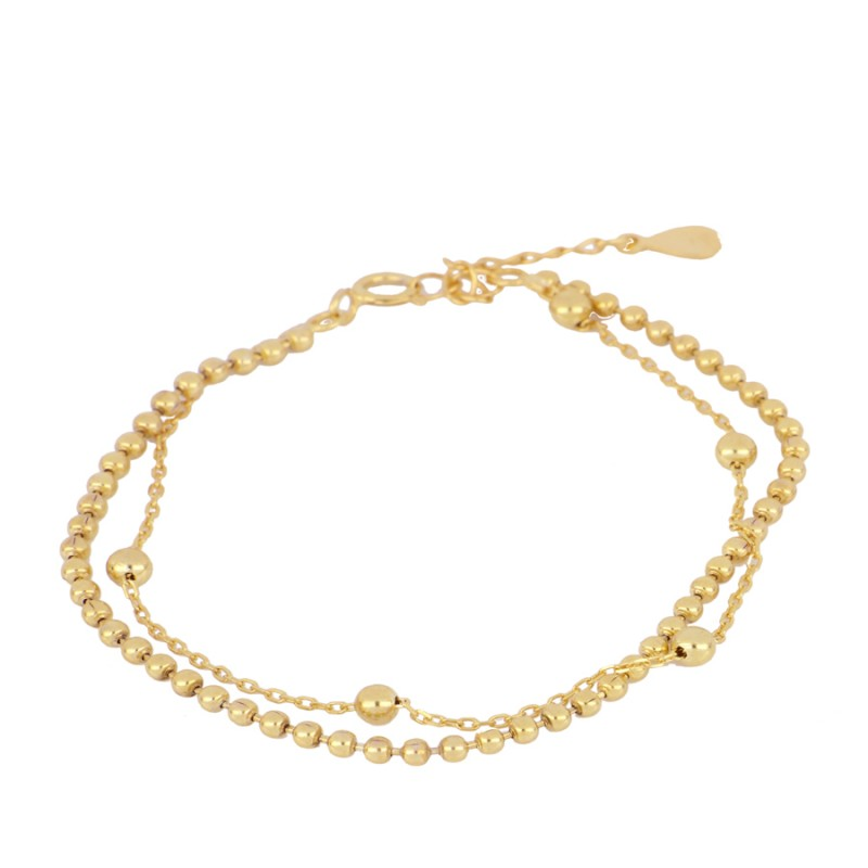 PULSERA MICHELLE GOLD