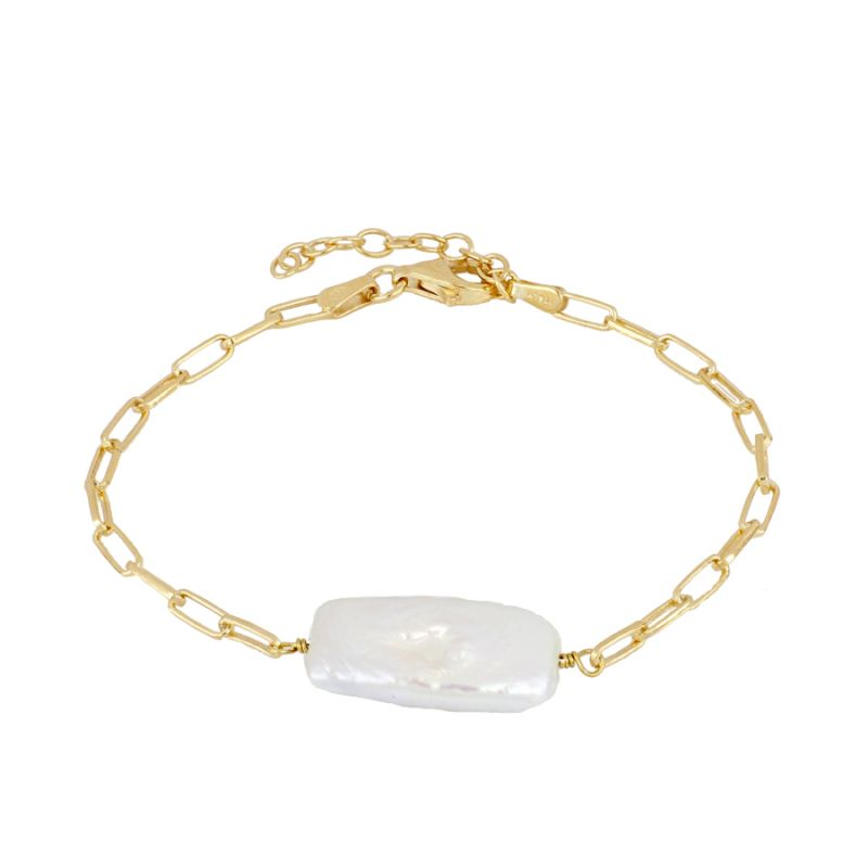 PULSERA SEA CHAIN GOLD